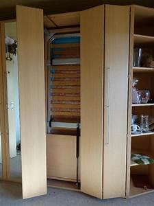 Schrankwand Mit Bett : schrankwand mit bett schrankbett ideal f r eine kleine ~ Michelbontemps.com Haus und Dekorationen
