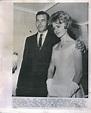 1965 Press Photo Kenneth Jess Porter bride former Mrs ...