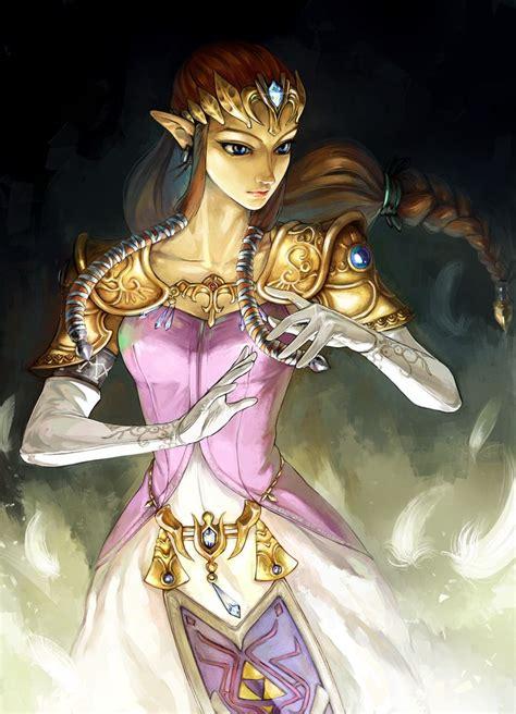 The Legend Of Zelda Twilight Princess Princess Zelda