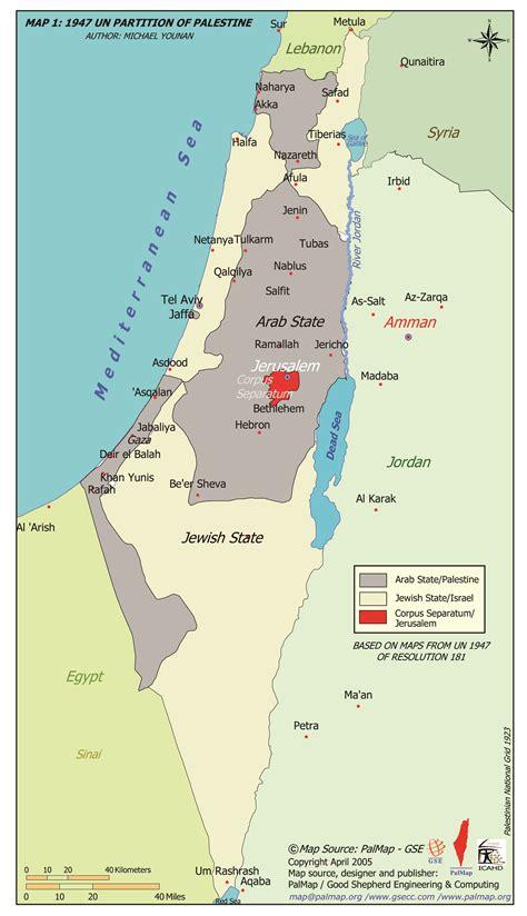 map  palestine prior   cadillac