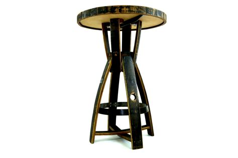 whiskey barrel pub table bourbon barrel pub table hungarian workshop