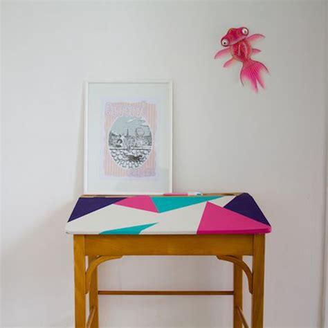 customiser un bureau en bois customiser une table en bois table basse palette bois