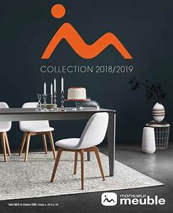 Catalogue Monsieur Meuble : catalogue monsieur meuble france collection 2019 ~ Dallasstarsshop.com Idées de Décoration