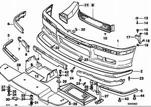Original Parts For E36 M3 S50 Coupe    Vehicle Trim   Front