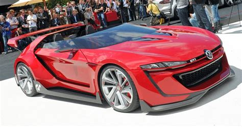 vw gti roadster concept  gt   life