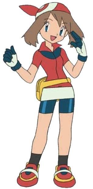 May (anime)  Pokémon Wiki  Fandom Powered By Wikia