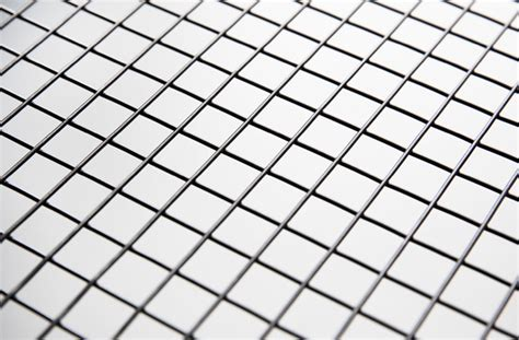 Stainless Steel Welded Wire Mesh Rolls  Black Stainless