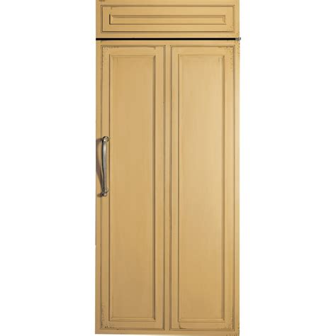 zirnhrh ge monogram  built   refrigerator
