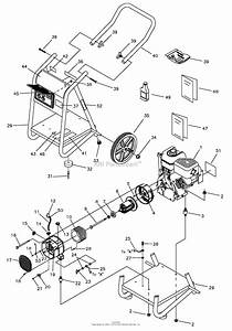 Briggs And Stratton Power Products 1649-0