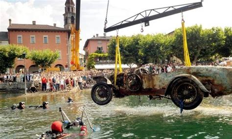 €260,500 Paid For Bugatti In The Lake