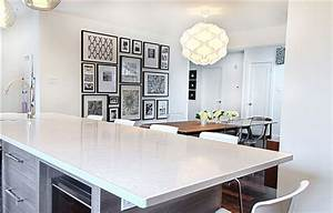 Monochromatic art what39s hot by jigsaw design group for Kitchen colors with white cabinets with empty picture frame wall art