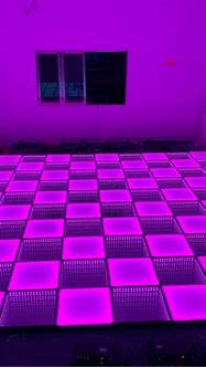 3d Mirror Magnet Disco Dj Lighting Led Dance Floor Lights ...