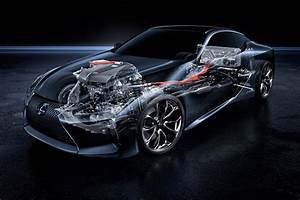 Lexus Lc500h  New Coupe Gets Clever  Complex Hybrid Tech For 2017 By Car Magazine