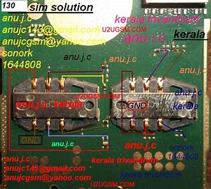 Nokia 130 Insert Sim Ic Solution Jumper Problem Ways