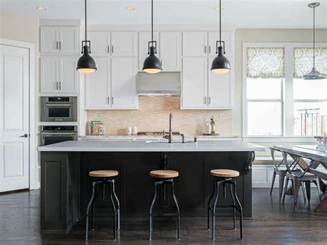 Designs Kitchen by 8 Stylish Tuxedo Kitchen Designs Hgtv