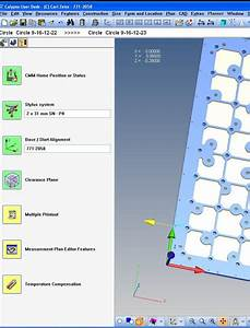 Calypso Coordinate Measuring Machine  Cmm  Programming