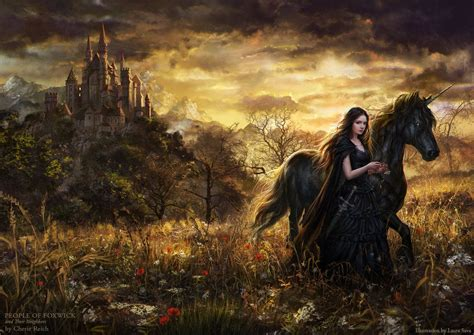 Fantasy Art By Laura Sava Aka Anotherwanderer