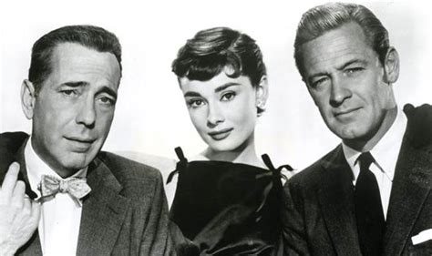 Audrey Hepburn's And William Holden's Love Affair Revealed