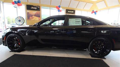 2016 Dodge Charger SRT Hellcat   Pitch Black   GH178520