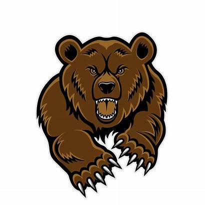 Clipart Grizzly Bear Head Clip Clipground