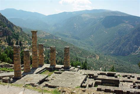 Mitt Grekland: Delfi