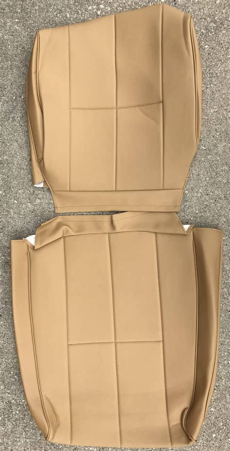 Volvo 240 Seat Covers volvo 240 vinyl seat cover beige 3 single stitched lines