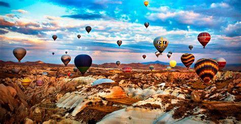 Cappadocia Hot Air Balloon Flight - All Cappadocia Balloon ...