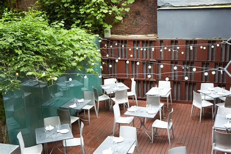 Boston's Best Outdoor Dining  52 Top Patios, Decks & More