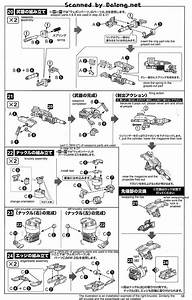 Frame Arms Girl Architect English Manual  Color Guide
