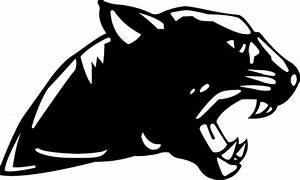 Panther Head Clip Art - Cliparts.co