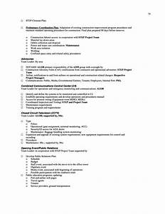 Appendix D - Representative Readiness Checklist | Airport ...
