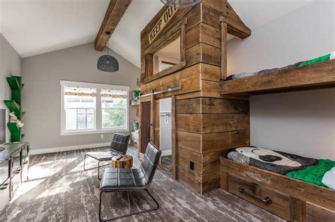 charming rustic kids room designs  strike