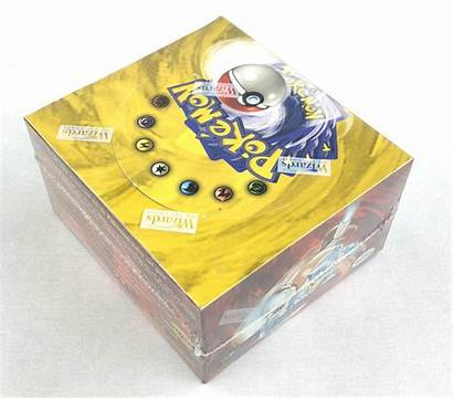 Base Pokemon Booster Unlimited Pristine Investment Card