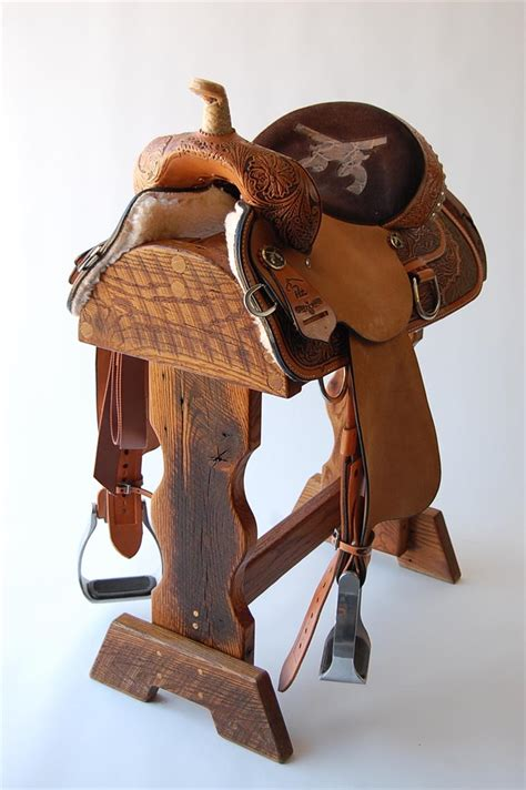 saddle horse gun barrel sight saddles proven