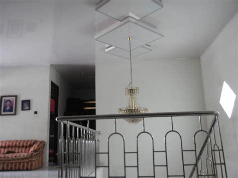 pemasangan plafon pvc shunda  rumah bapak bram