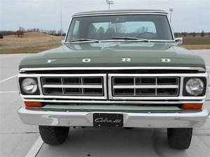1971 Ford Ranger F
