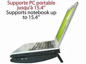 Support Pour Pc Portable : support ventile pour pc portable 12 39 39 15 4 39 39 ~ Mglfilm.com Idées de Décoration