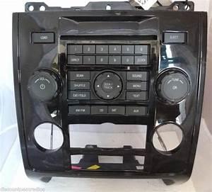 Buy 2008 08 Ford Escape Mercury Mariner Radio 6 Disc Cd