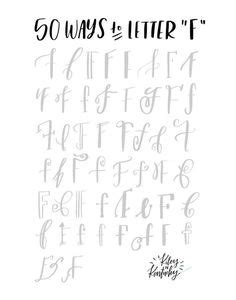 alphabets  images calligraphy letters fonts