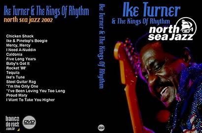Dvd Ike Turner 2002 Jazz Bootleg 2808