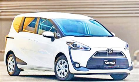 Review Toyota Sienta by 2018 Toyota Sienta Review Toyota Cars Models