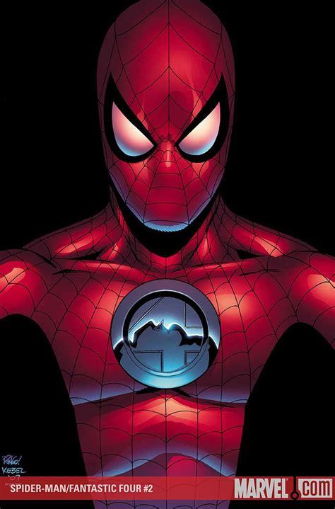 Spider Man Fantastic Four 2 Amazing Spiderman