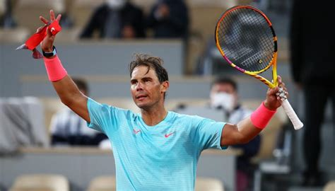 French Open 2020: Claycourt master Rafael Nadal coasts in ...