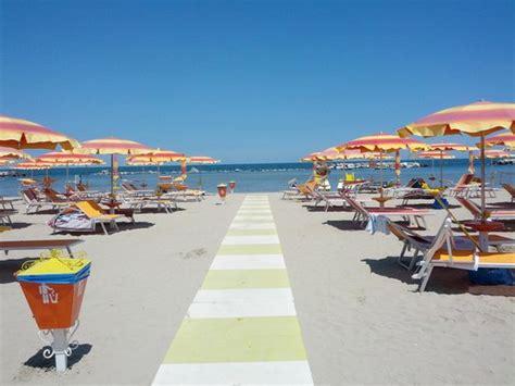 Spiaggia  Foto Di Bagno 39 Cigno, Viserbella Tripadvisor