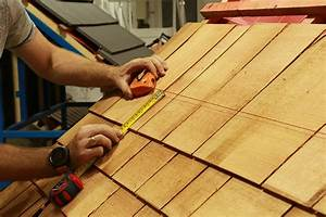 Guide To Installing Cedar Shingles