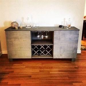 Made Com Sideboard : buy a custom made rustic wine bar rustic liquor bar ~ Michelbontemps.com Haus und Dekorationen