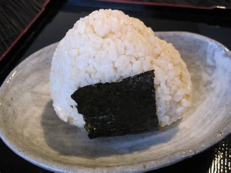rice balls karashi mentaiko onigiri spicy cod roe rice ball bebe love okazu