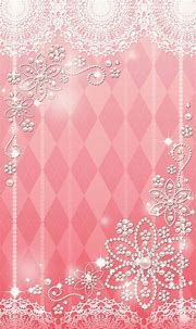 Pin by Jessica Merrill on Gold | Lace wallpaper, Pink ...