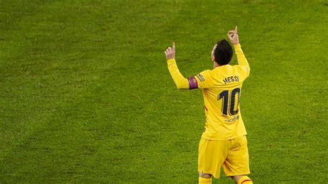 Messi nets 2 in Barcelona win at Bilbao; Atlético upset in ...