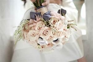 bouquet de mariee en 100 idees d39apres le langage des fleurs With chambre bébé design avec bouquet mariée original
